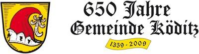 650 Jahre Geminde Köditz